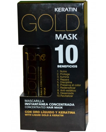 Tratament concentrat KERATIN GOLD MASK