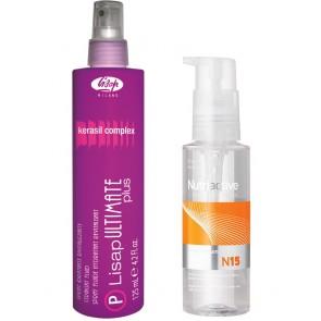 Pachet - protectie termica + instant serum